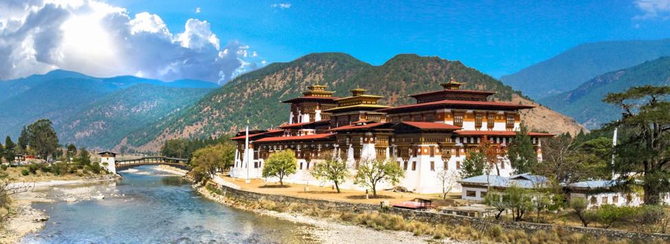 Trekking to Bhutan