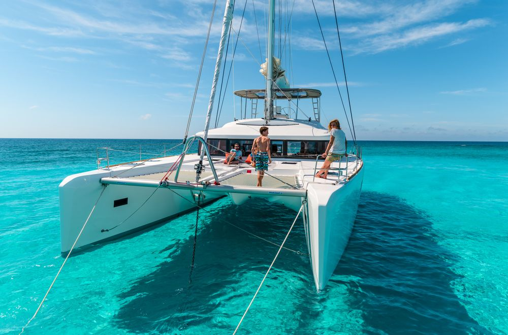 Which country to choose for a yacht charter in the holidays?